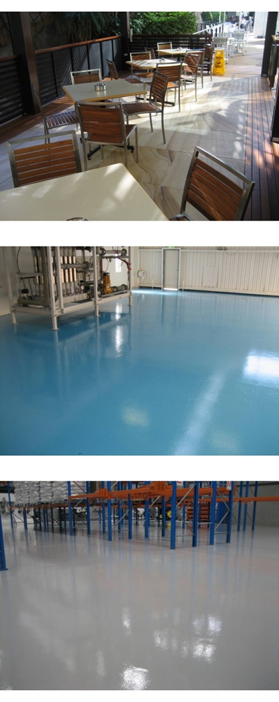 Central Coast Commercial and Industrial Flooring